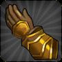 稀有保卫者的手套
